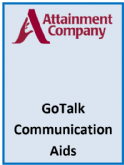 Attainment GoTalk communication aids